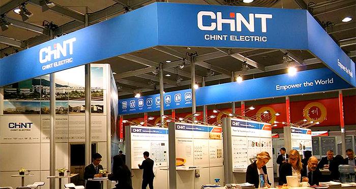 正泰电器出席德国汉诺威工业博览会