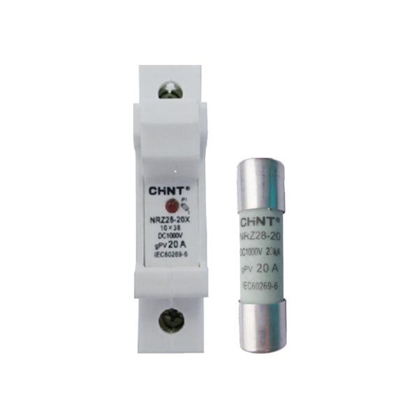 NRZ28-20型光伏系统保护用熔断器